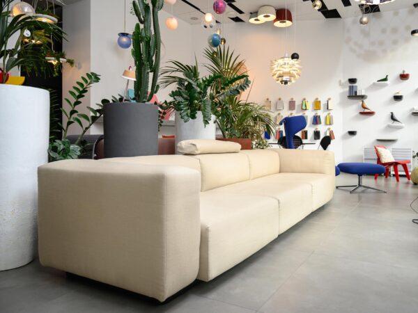 Vitra Soft Modular 3 személyes kanapé (1db)