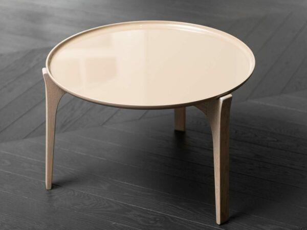 Roche Bobois Bow lerakóasztal (1db)