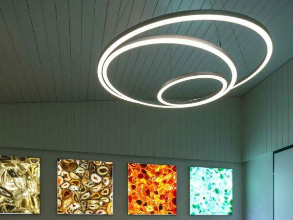 Sattler Toccata 900 függesztett lámpa