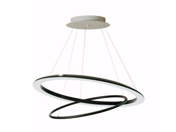 Roche Bobois O-O függesztett lámpatest (1db)