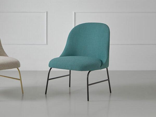 Viccarbe Aleta lounge szék (1db)